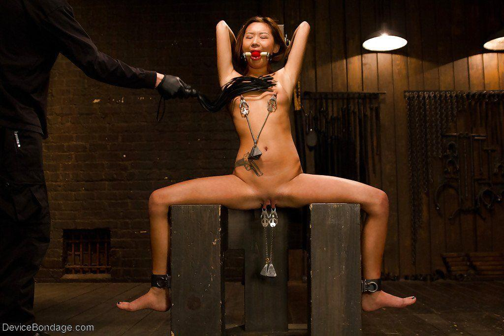Asian bdsm bondage movie