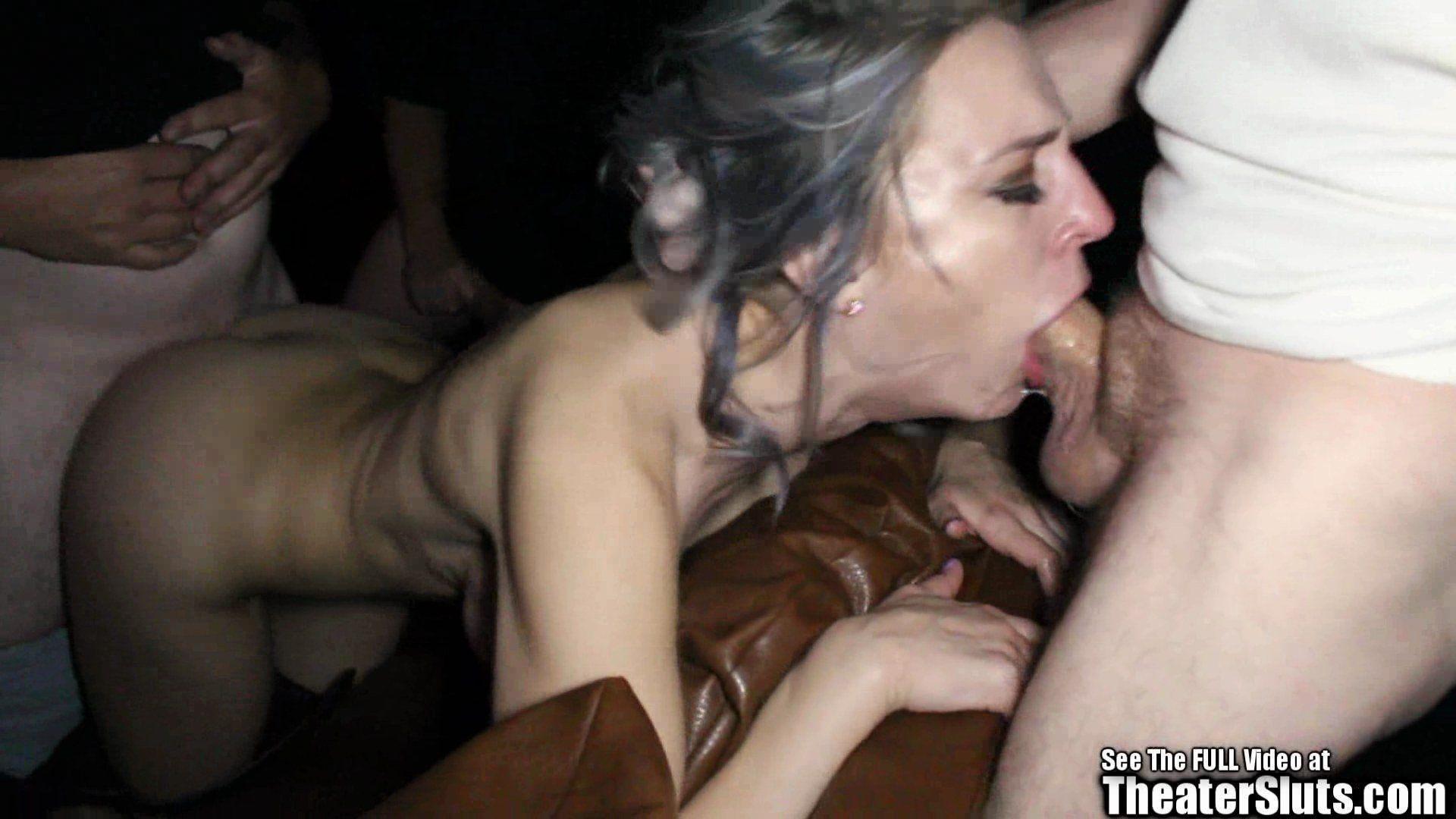 Horny lesbian action