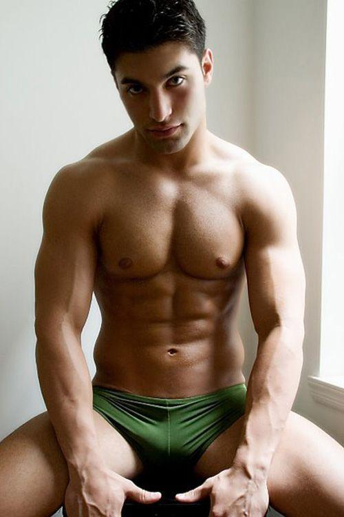 Sexy cute naked men