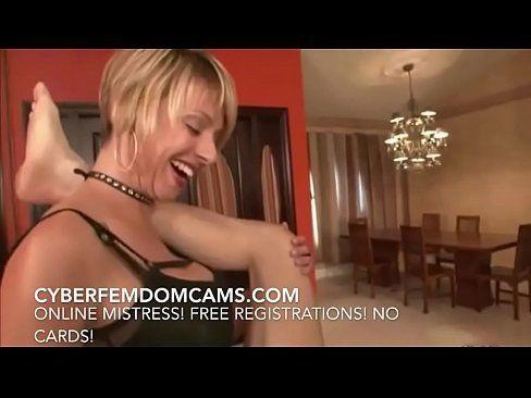 best of Eat Femdom to forces creampie man