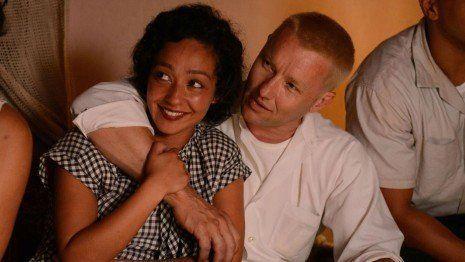 Fight girl interracial