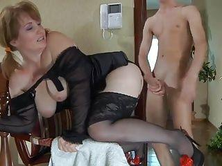 Stockings porn pics demonstrate older cougars who can seduce any man at easy . Mature ladies put on stockings to look like perverted whores. Fishnet knee.