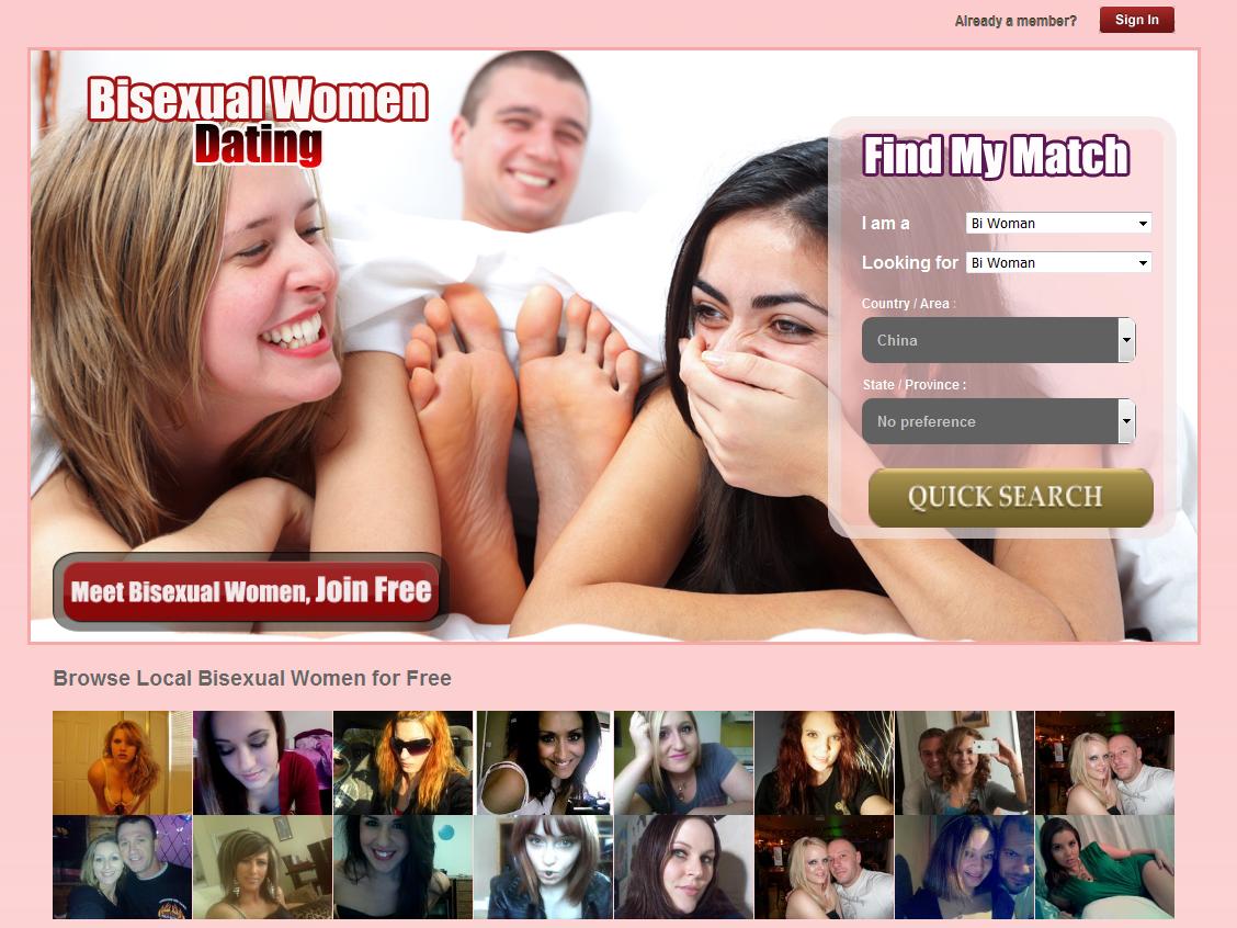 best of Websites for bisexual women Free