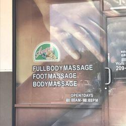 Massage erotic fresno