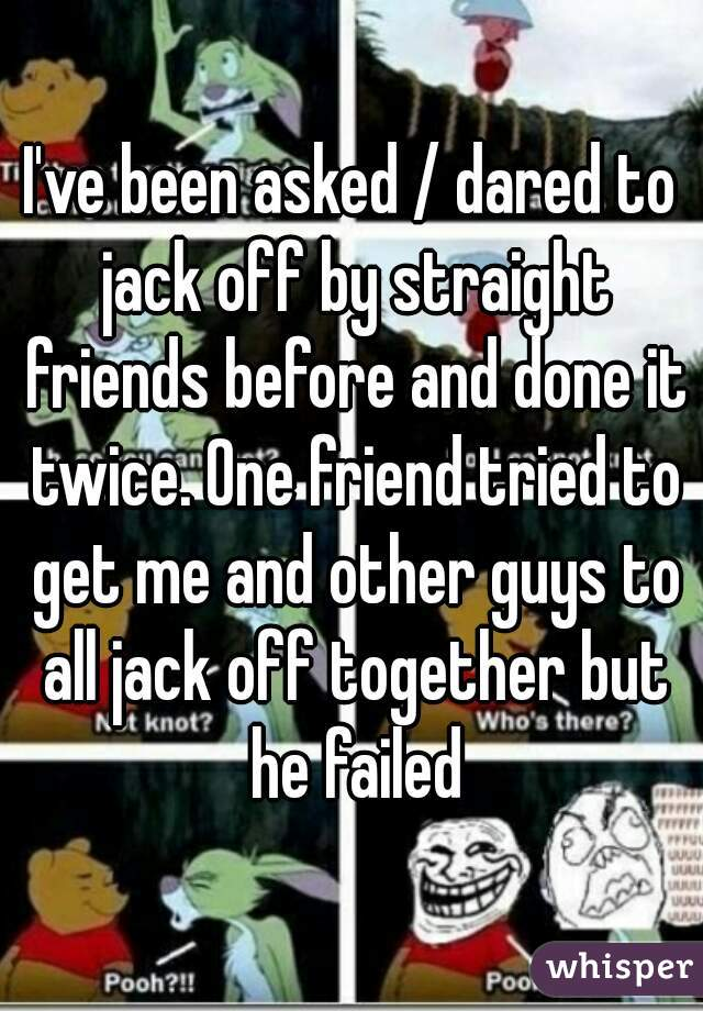 best of Jack off Friend
