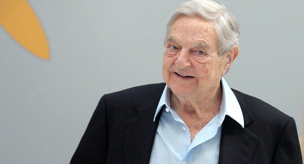best of Is an soros asshole George