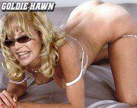 Can Goldie hawn porn