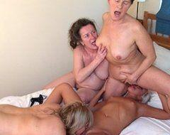 agree, real swingers mature cannot be! think