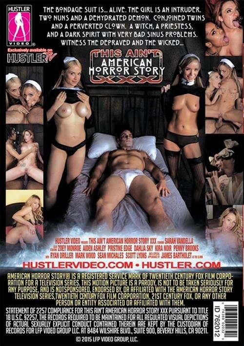 Hustler xxx trailer