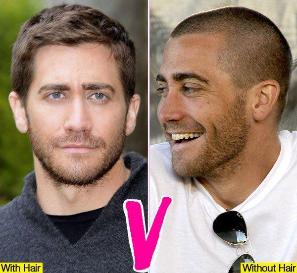 best of Gyllenhaal shaved Jake