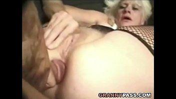 Mom son strap on sex