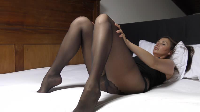 Pantyhose legs photos