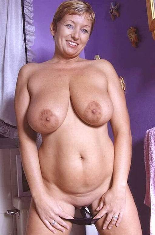 Milf the naked photo
