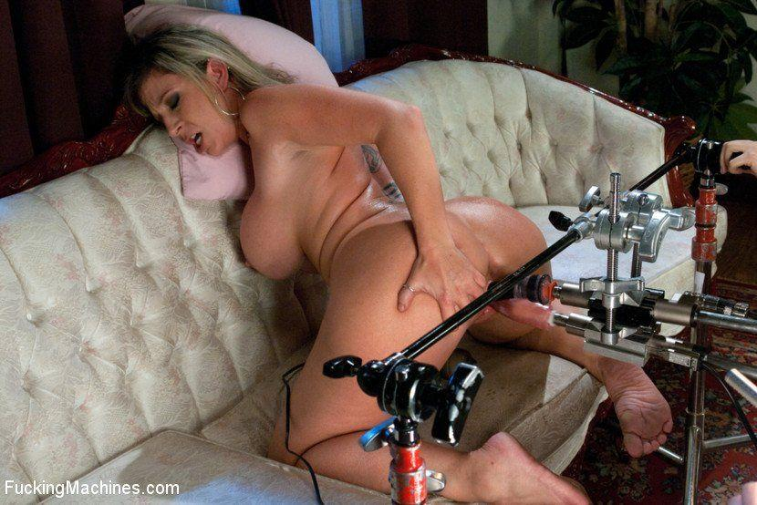 Marey carrie anal