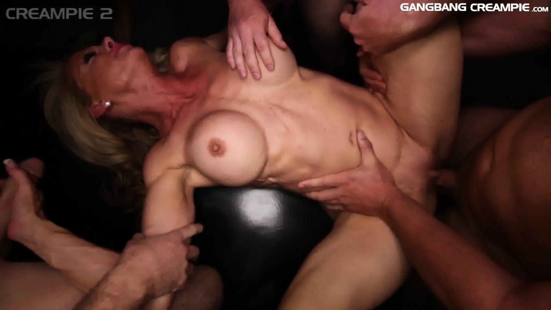 Cream pie mature audience
