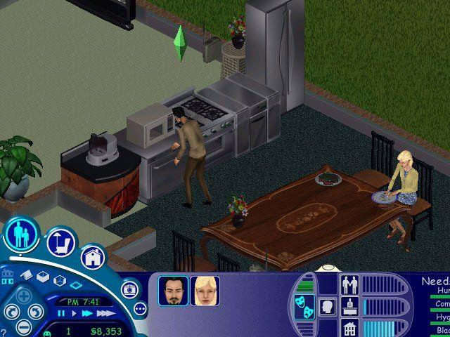 Nude cheat for sims bustin out