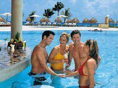 nude Mexico resorts and