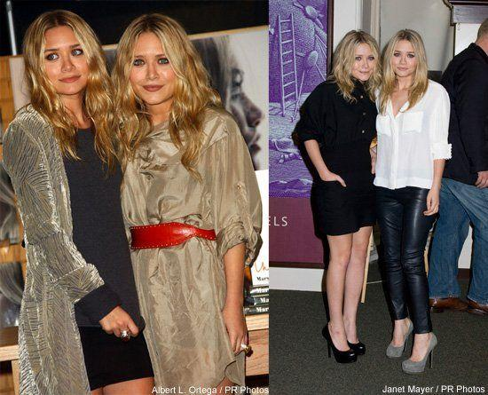 Olsen twins adults