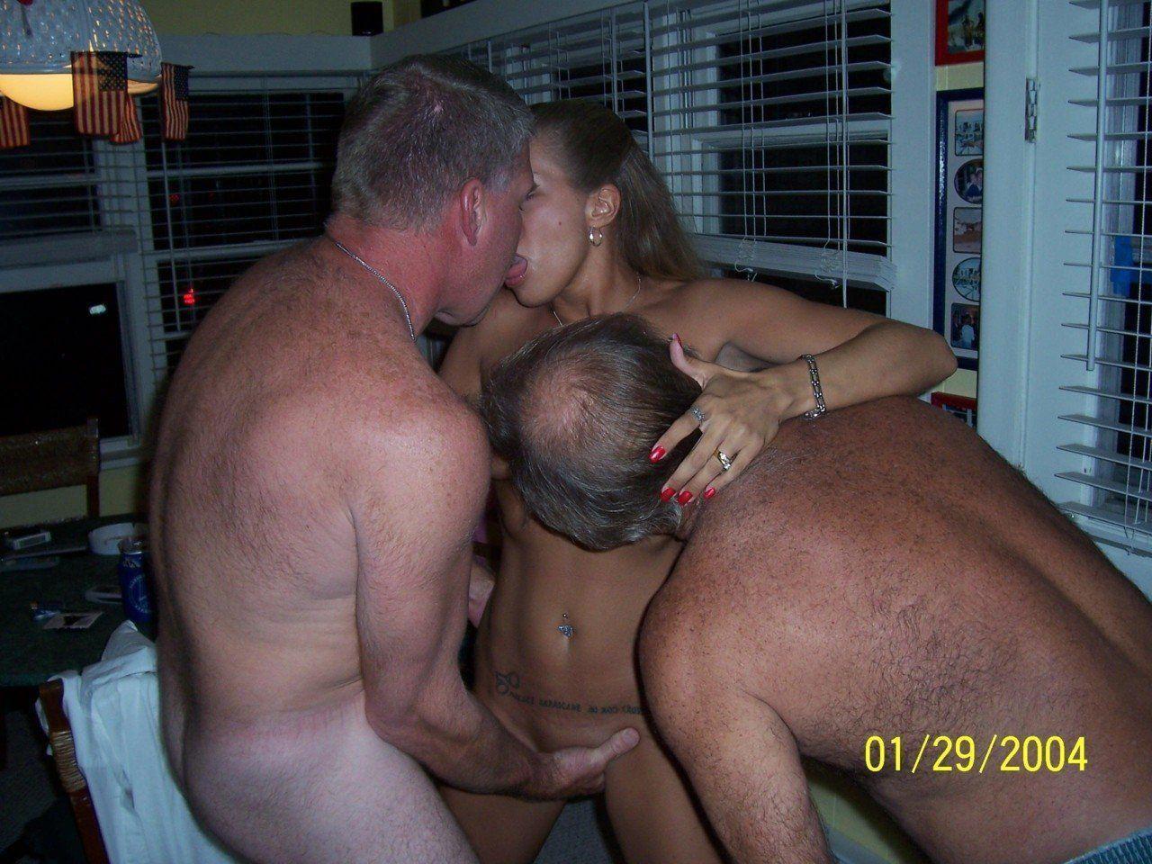 Lydia hearst threesome