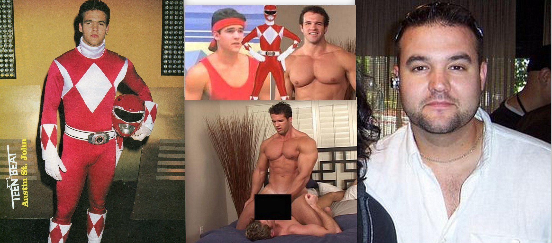 Actor Porno Gay Red red ranger now gay pornstar . new sex images.