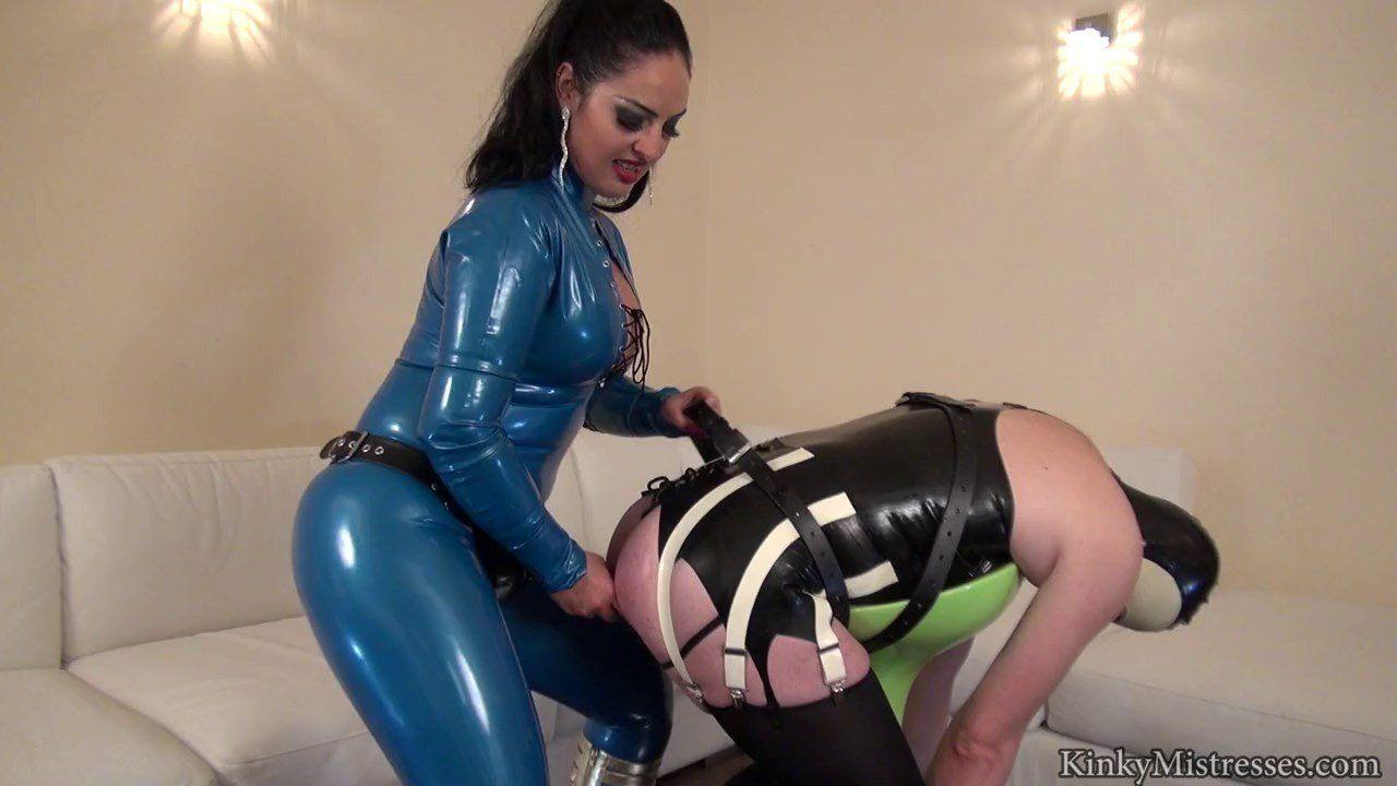 Strap on domination movies