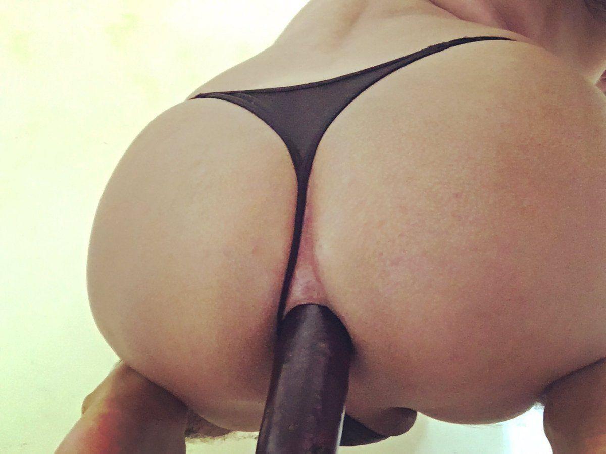 Thong anal creampie pix