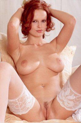 Tight pussy redhead nude
