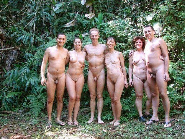 young nudist camp video